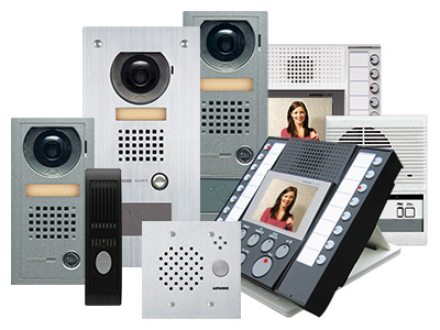 AX-Series-Video-Intercom-System