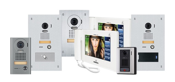 Commercial_Aiphone intercom
